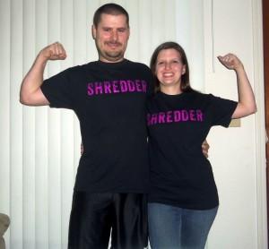 Heath and Charissa from Oklahoma.
